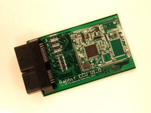 Rabbit ECU Project - MD Automotive Controls